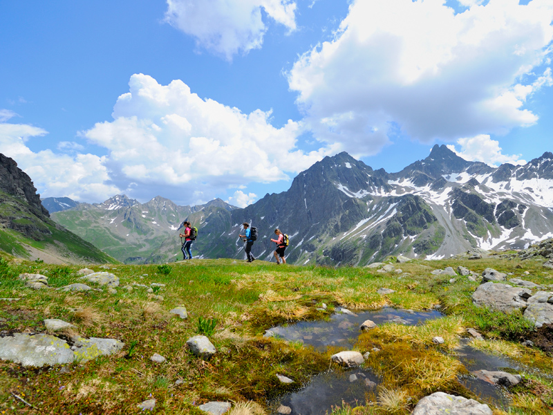 Hiking Holidays in St. Anton am Arlberg | TIROL