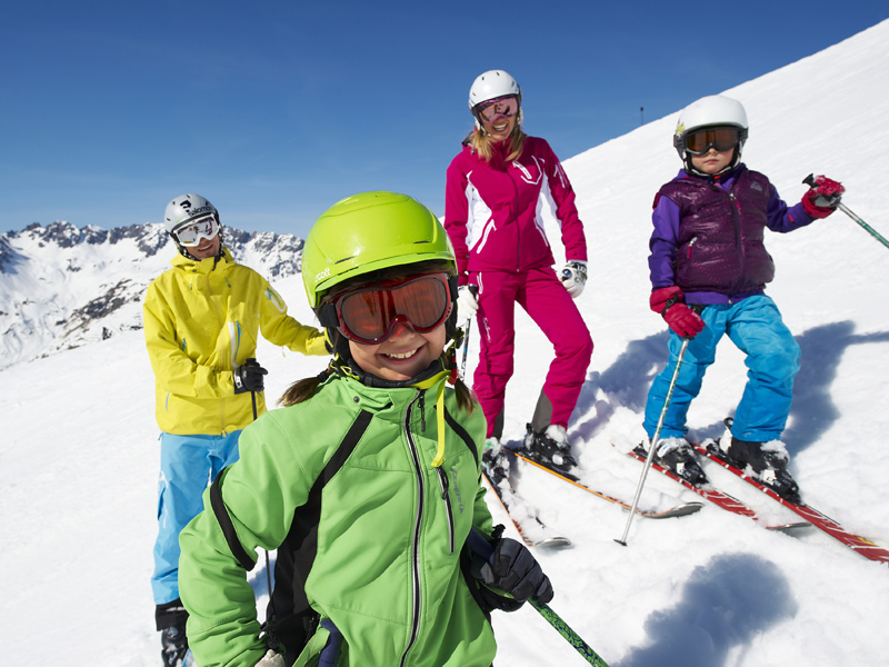 Packages for your skiing holidays in St. Anton
