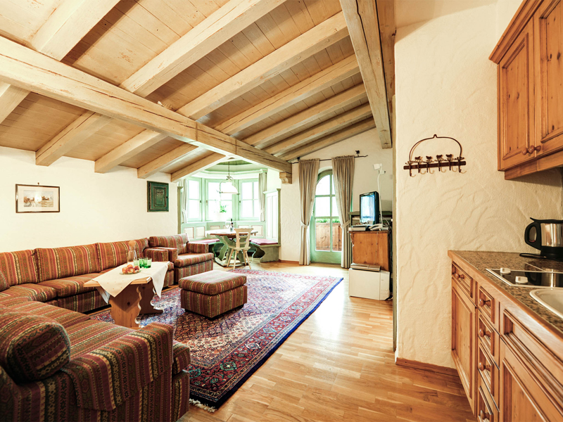 Family appartements in Tirol