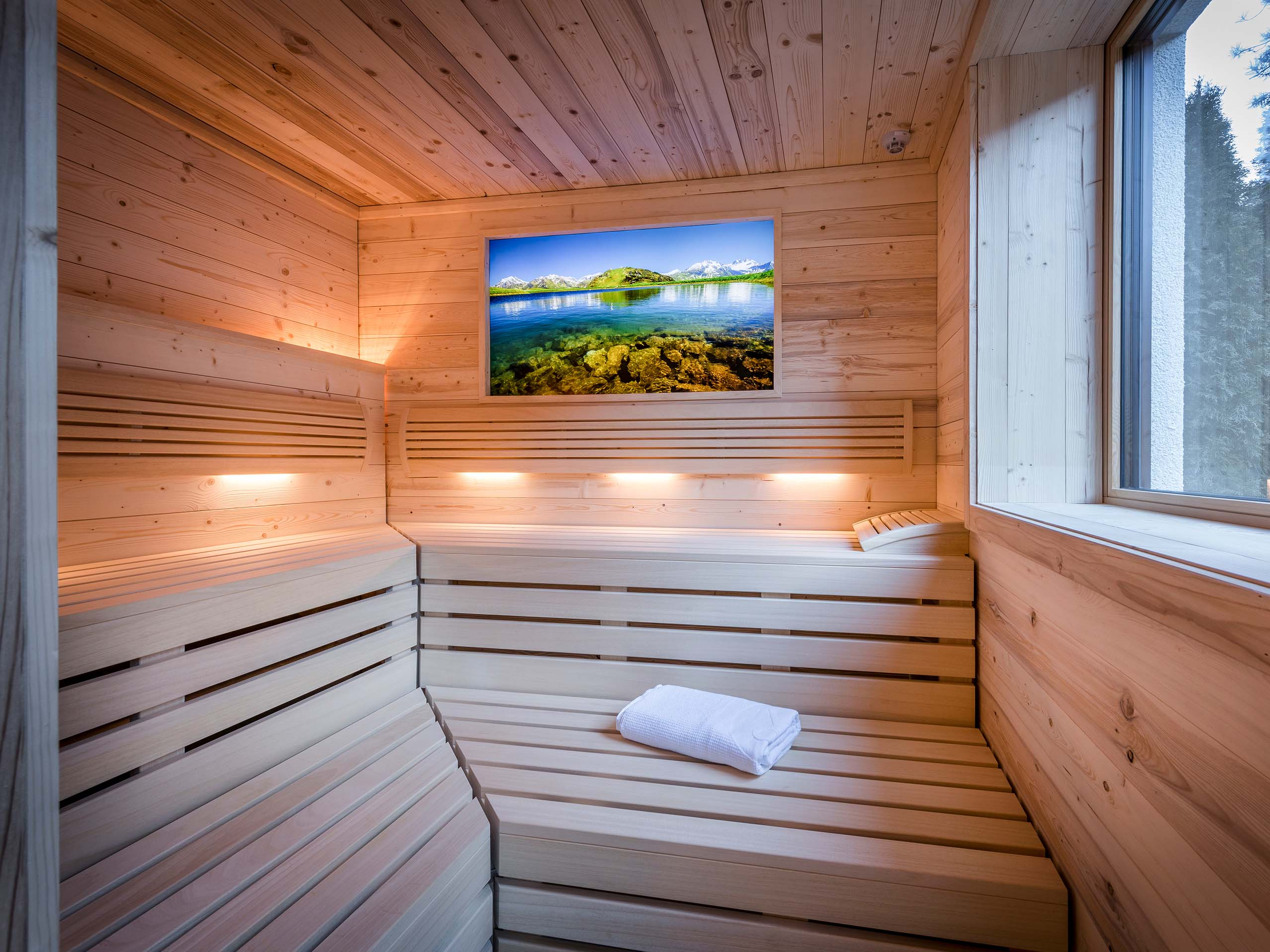 Spa in your holidays in St. Anton