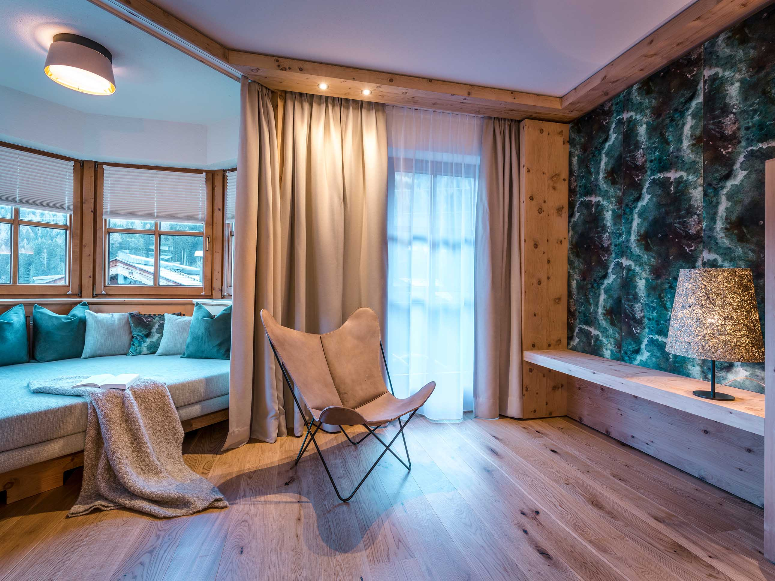 Comfortable suites in St. Anton